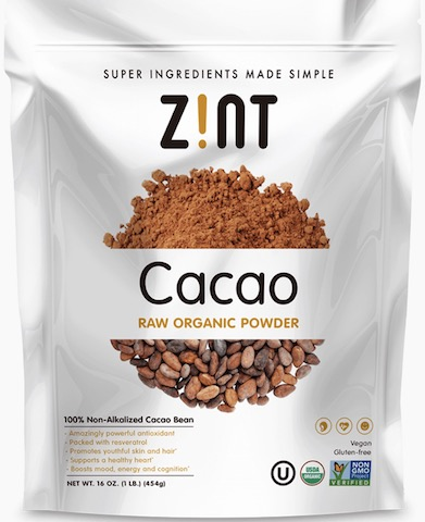 Image of Cacao Powder Raw Organic