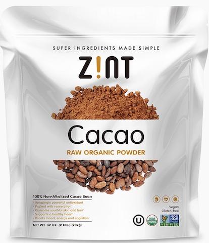 Image of Cacao Powder Raw Organic