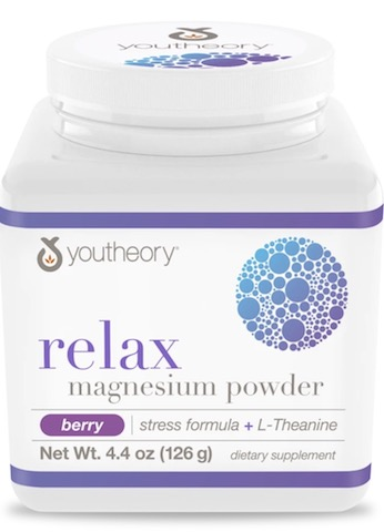Image of Relax Magnesium Powder Berry