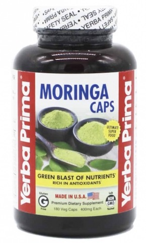 Image of Moringa Caps