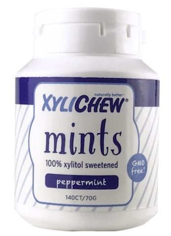 Image of Xylichew Mints Jar Peppermint