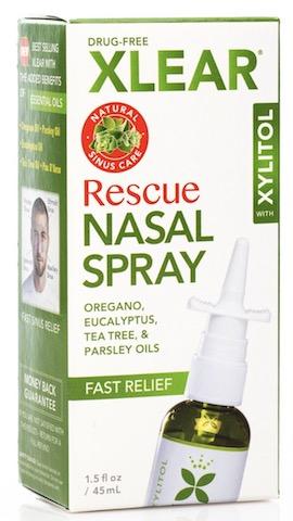 Image of Rescue Nasal Spray