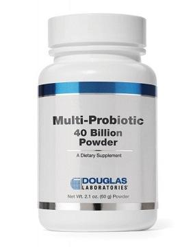 Image of Multi-Probiotic 40 Billion Powder