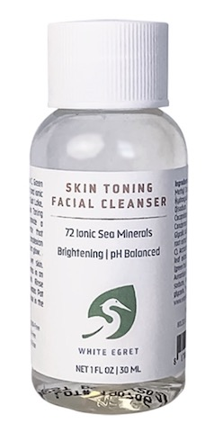 Image of Skin Toning Facial Cleanser