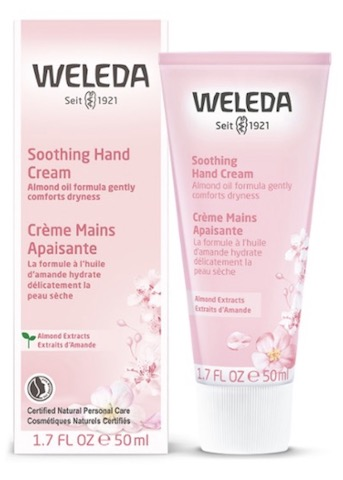 Image of Soothing Hand Cream Almond