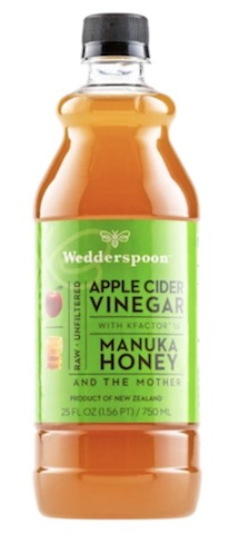 Image of Apple Cider Vinegar with Manuka Honey Liquid