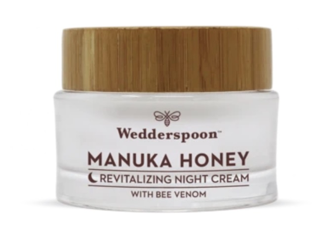 Image of Manuka Honey Revitalizing Night Cream with Bee Venom