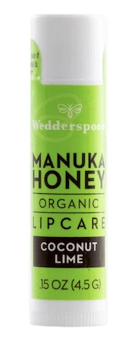Image of Manuka Lip Balm Organic Coconut Lime