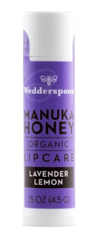 Image of Manuka Lip Balm Lavender Lemon