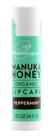 Image of Manuka Lip Balm Organic Peppermint