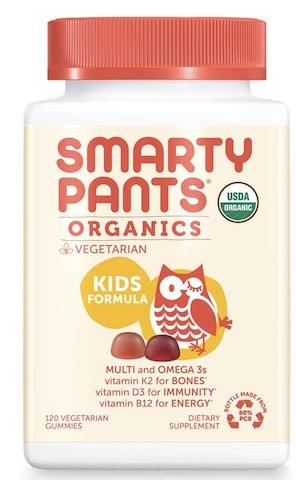 Image of Kids Formula Multi & Omega-3s Gummies Organic
