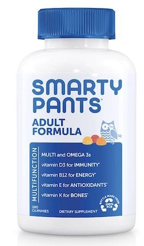 Image of Adult Formula Multi & Omega 3s Gummies