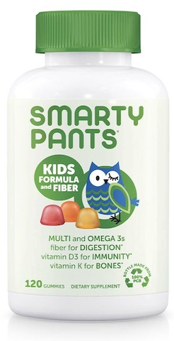 Image of Kids Formula & Fiber Multi & Omega-3s Gummies