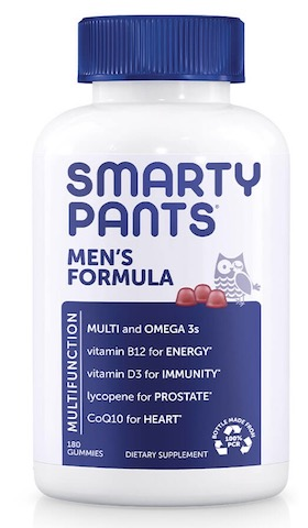 Image of Men's Fromula Multi & Omega 3s Gummies