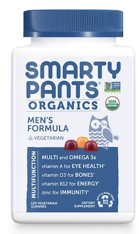 Image of Men's Formula Multi & Omega 3s Gummies Organic