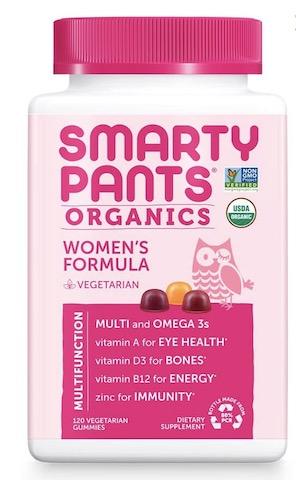Image of Women's Formula Multi & Omega 3s Gummies Organic