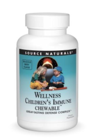 Image of Wellness Children's Immune Chewable Berry