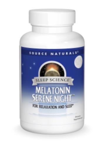 Image of Sleep Science Melatonin Serene Night