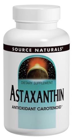 Image of Astaxanthin 12 mg