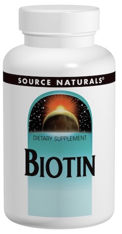 Image of Biotin 10,000 mcg (10 mg) Fast Melt
