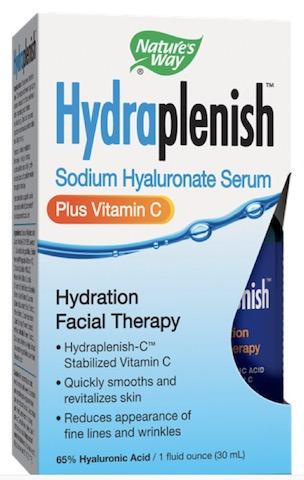 Image of Hydraplenish Hyaluronic Serum plus Vitamin C