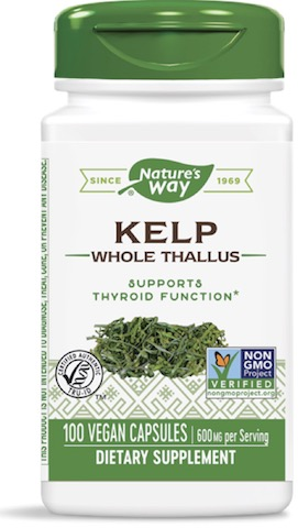 Image of Kelp 600 mg