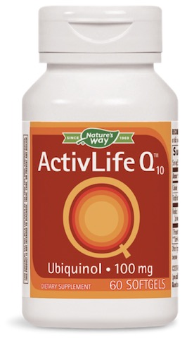 Image of ActiveLife Q10 Ubiquinol 100 mg