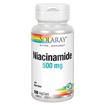 Image of Niacinamide 500 mg