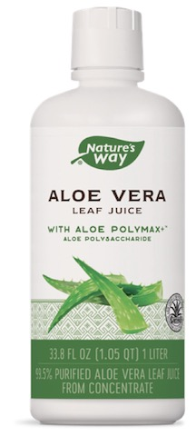 Image of Aloe Vera Leaf Juice Liquid Unflavored