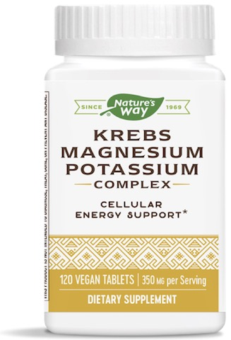 Image of Krebs Magnesium Potassium Complex