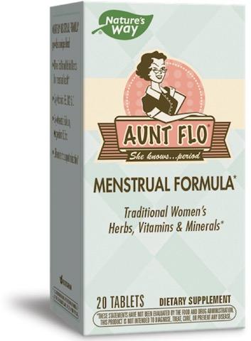 Image of Aunt Flo Menstrual Formula