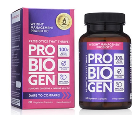 Image of PROBIOGEN Weight Management Probiotic