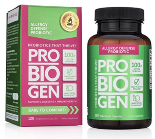 Image of PROBIOGEN Allergy Defense Probiotic