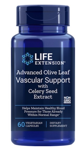 Image of Advanced Olive Leaf Vascular Support with Celery Seed Extract