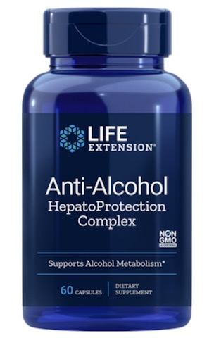 Image of Anti-Alcohol HepatoProtection Complex