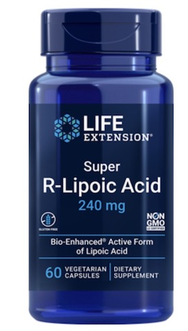 Image of Super R-Lipoic Acid 240 mg