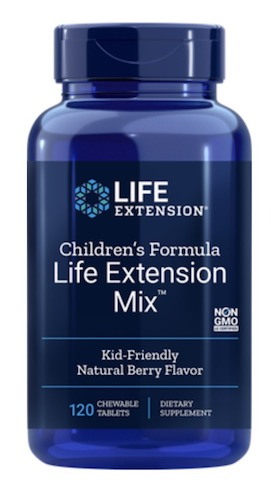 Image of Children's Formula Life Extension Mix Chewable Berry