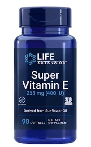 Image of Super Vitamin E 268 mg (400 IU)