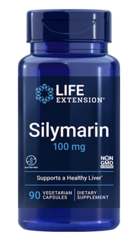 Image of Silymarin 100 mg