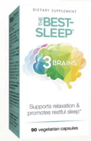 Image of 3 Brains The Best-Sleep