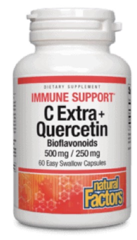 Image of C Extra + Quercetin 500/250 mg