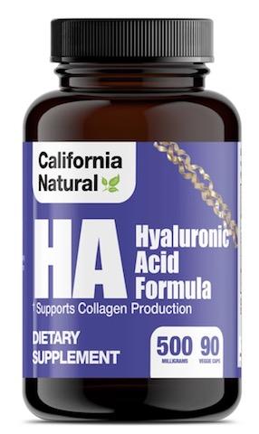 Image of HA Hyaluronic Acid Formula 500 mg
