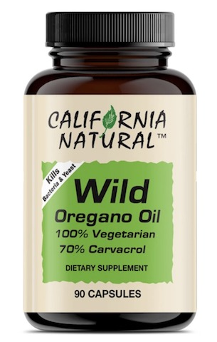 Image of Wild Oregano Oil 510 mg Capsule