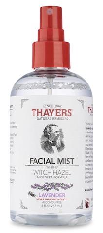 Image of Witch Hazel Facial Mist Alcohol-Free Lavender