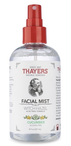 Image of Witch Hazel Facial Mist Alcohol-Free Cucumber