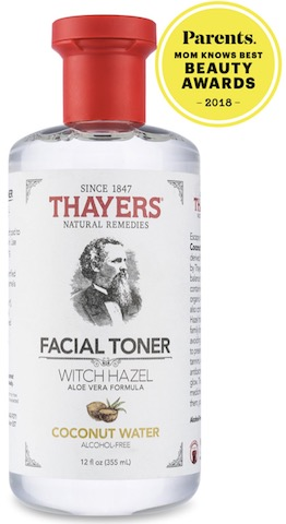 Image of Witch Hazel Liquid Alcohol-Free Coconut Water