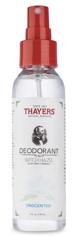 Image of Deodorant Spray Unscented