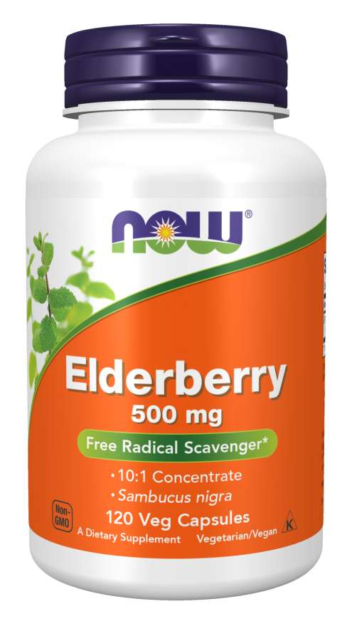 Image of Elderberry 500 mg