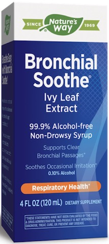 Image of Bronchial Soothe (Ivy Leaf Extract) Liquid