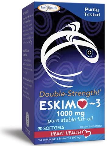 Image of Eskimo-3 1000 mg Double-Strength